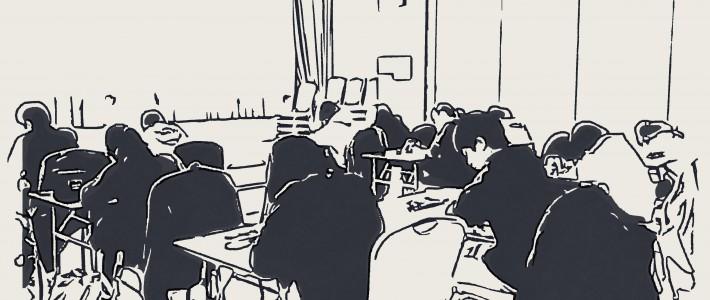 📋 高校受験模試の受付